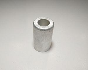 Колпак для тонкостенного шланга (алюминий) - 2 размер  G8  внутр Ø 18,5 мм